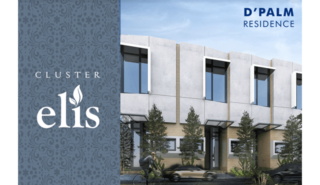 cluster dpalm residence elis