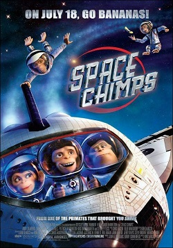 Space Chimps 1 online latino