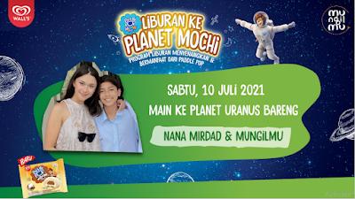Main Ke Planet Mochi Bareng Mungilmu dan Nana Mirdad