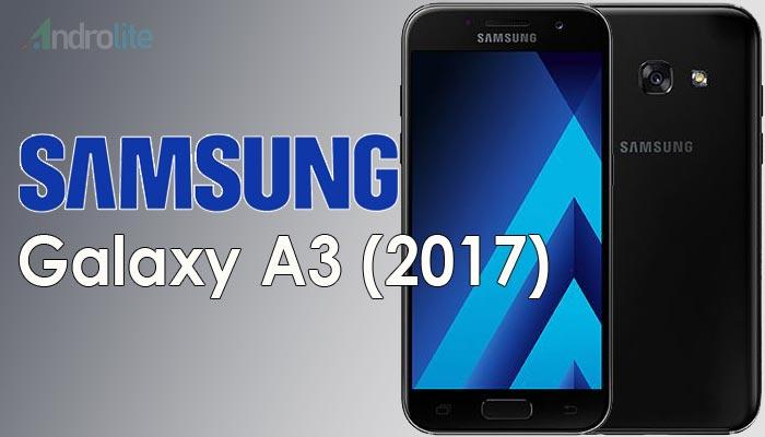 Harga Samsung Galaxy A3 (2017)