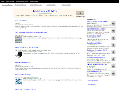 Home - Template Blogger Google Search Responsive Theme