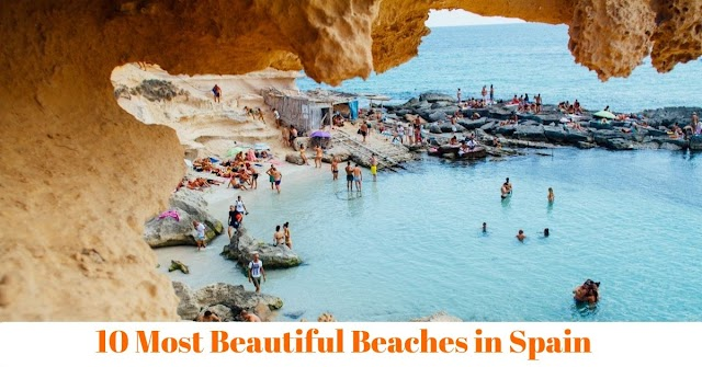 Top 10 Most Beautiful Beaches in Spain Revealed