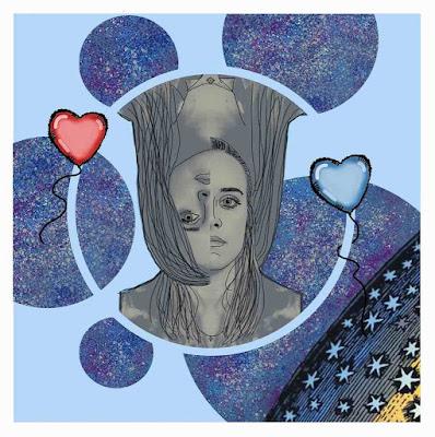 """Avec """"Cosmic Heart"""", Becky Bowe démontre qu'elle a les armes pour aller très loin, et nul doute qu'on entendra parler d'elle."""