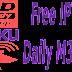 Free Daily M3U Playlist 30 November 2017