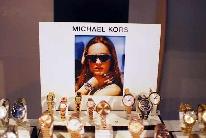Michael Kors 2013 watches Spring Summer