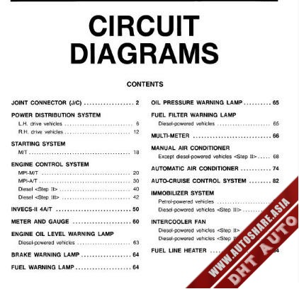 mitsubishi ebook,soft: [wiring diagram] mitsubishi space star 2003  electrical wiring  mitsubishi ebook,soft