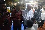 Menyambut HUT RI Ke 75, PKL Tanah Sereal Santuni Anak Yatim