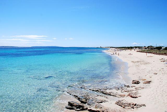 Ses Salines em Ibiza