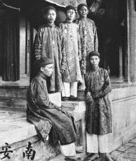 historia chinos: