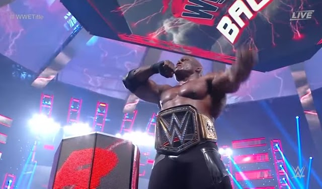 WWE WrestleMania Backlash PPV Results - May 16, 2021