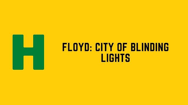 HackerRank Floyd: City of Blinding Lights problem solution