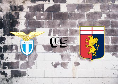Lazio vs Genoa  Resumen