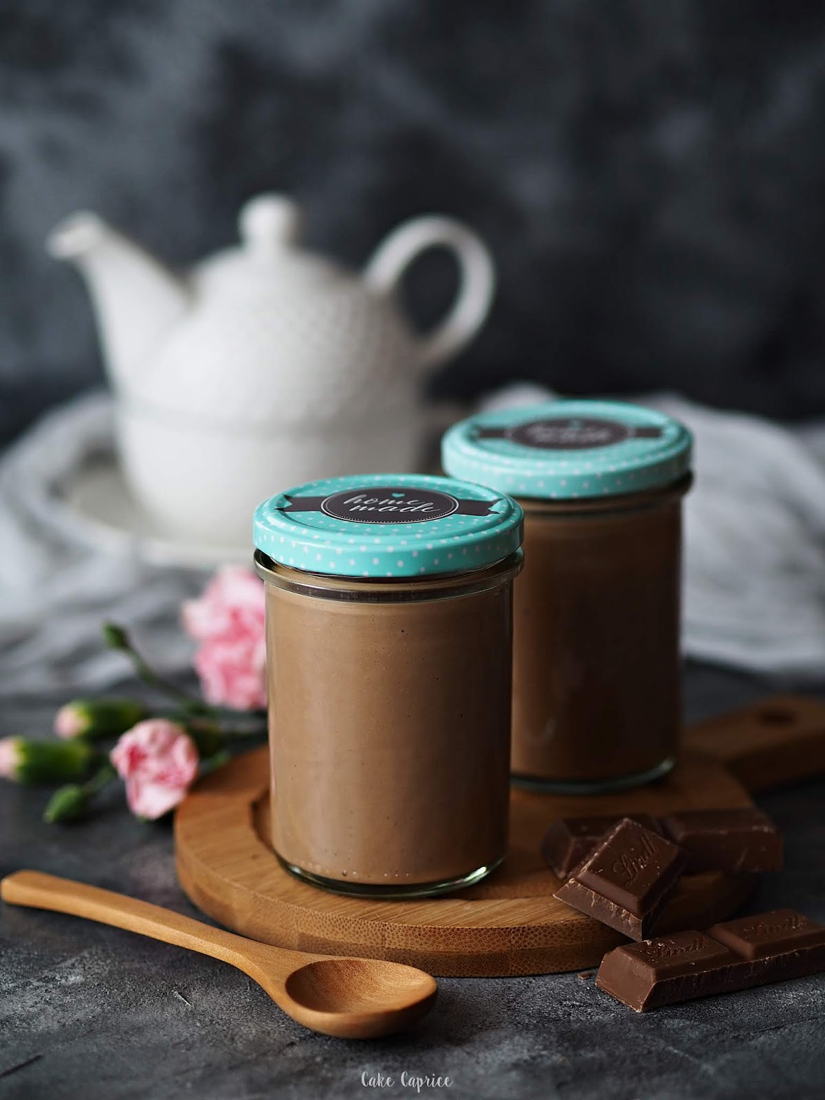 czekoladowy budyń