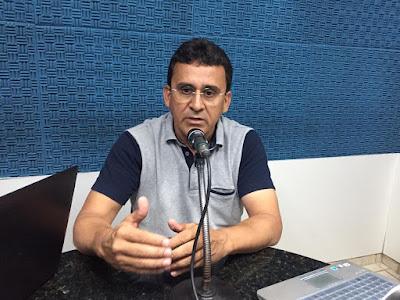 """Do prefeito Naldinho: """"Vou anunciar meu candidato a prefeito ..."""