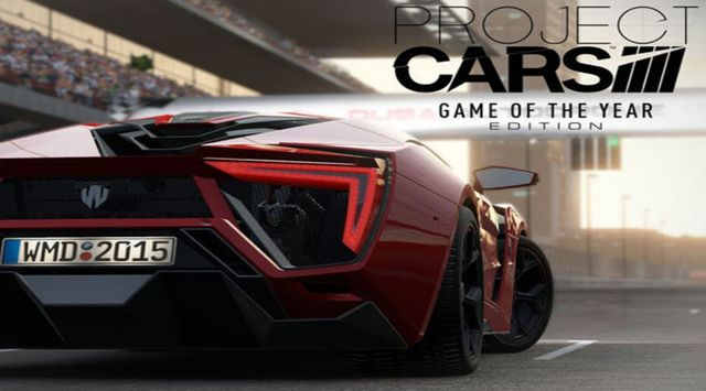 Project Cars Torrent  - Game of the Year Edition