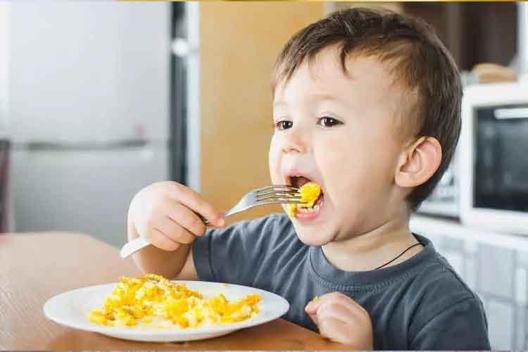 बेबी को मोटा करने के घरेलू उपाय अंडे