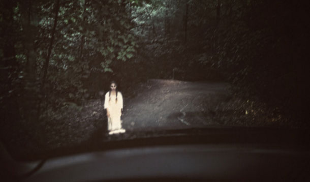 La légende de la dame blanche  sur la route de son existence   Esosphère 79347f45bfe7