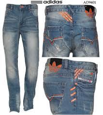 Celana Adidas Jeans Panjang