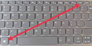 screenshots in Laptop