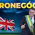 BRASIL E REINO UNIDO CRIAM COMITÊ CONJUNTO PARA COMÉRCIO DE BENS AGROPECUÁRIOS