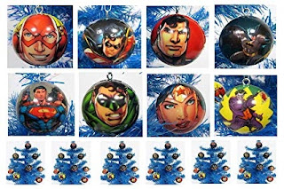 Click here to purchase DC Superheroes Onament Set at Amazon!