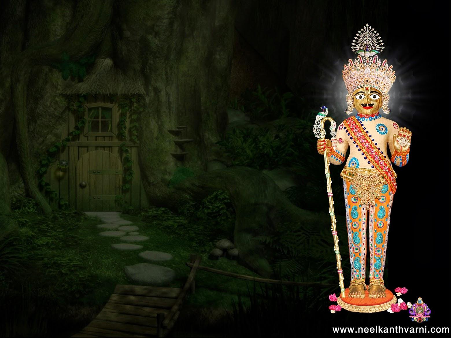 Ghanshyam Maharaj Wallpaper Hd Jay Swaminarayan Wallpapers Happy Diwali With God Hd
