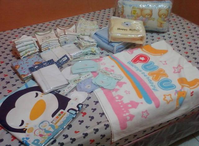 Panduan Praktis Dalam Mencuci Baju Bayi Baru Lahir