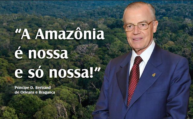 """""""A Amazônia é nossa e só nossa !"""""""