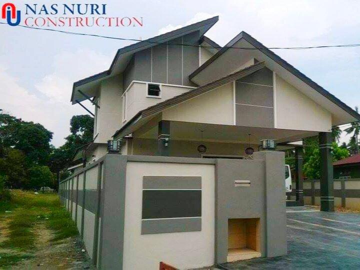 Kontraktor Bina Rumah Terbaik di Klang Dengan Nas Nuri Construction