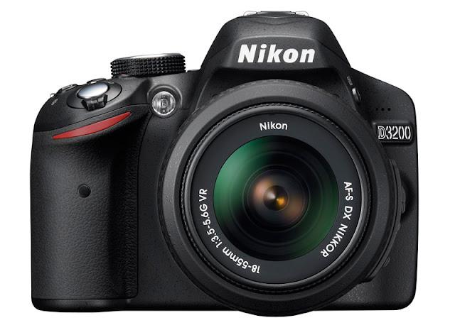 Fotografia della Nikon D3200