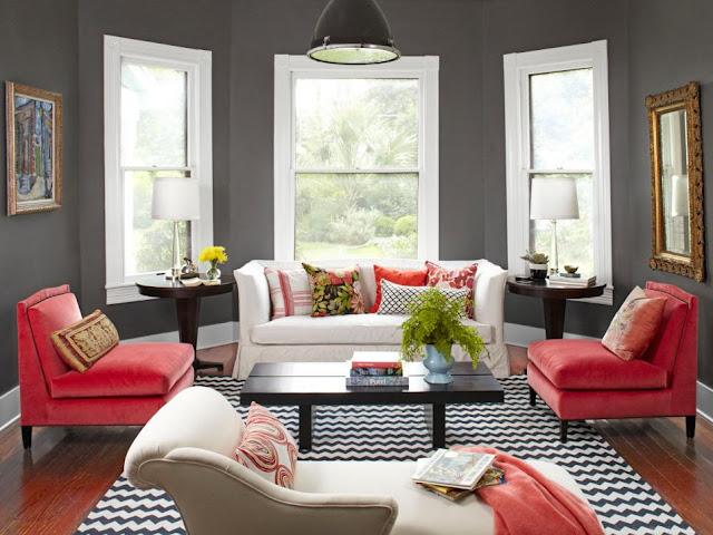 choisir les bonnes couleurs pour la maison