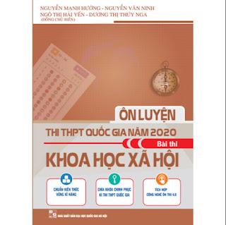 Ôn Luyện Thi THPT Quốc Gia Năm 2020 Môn Bài Thi Khoa Học Xã Hội ebook PDF-EPUB-AWZ3-PRC-MOBI