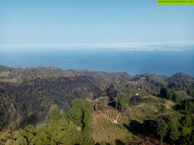 El Gobierno de Canarias declara controlado el incendio de La Palma y los vecinos evacuados ya pueden regresar a sus casas