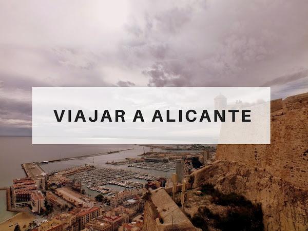 viajar a Alicante España