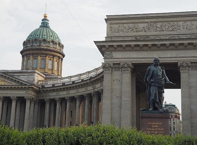 Санкт-Петербург, Казанский собор (St. Petersburg, Kazan Cathedral)