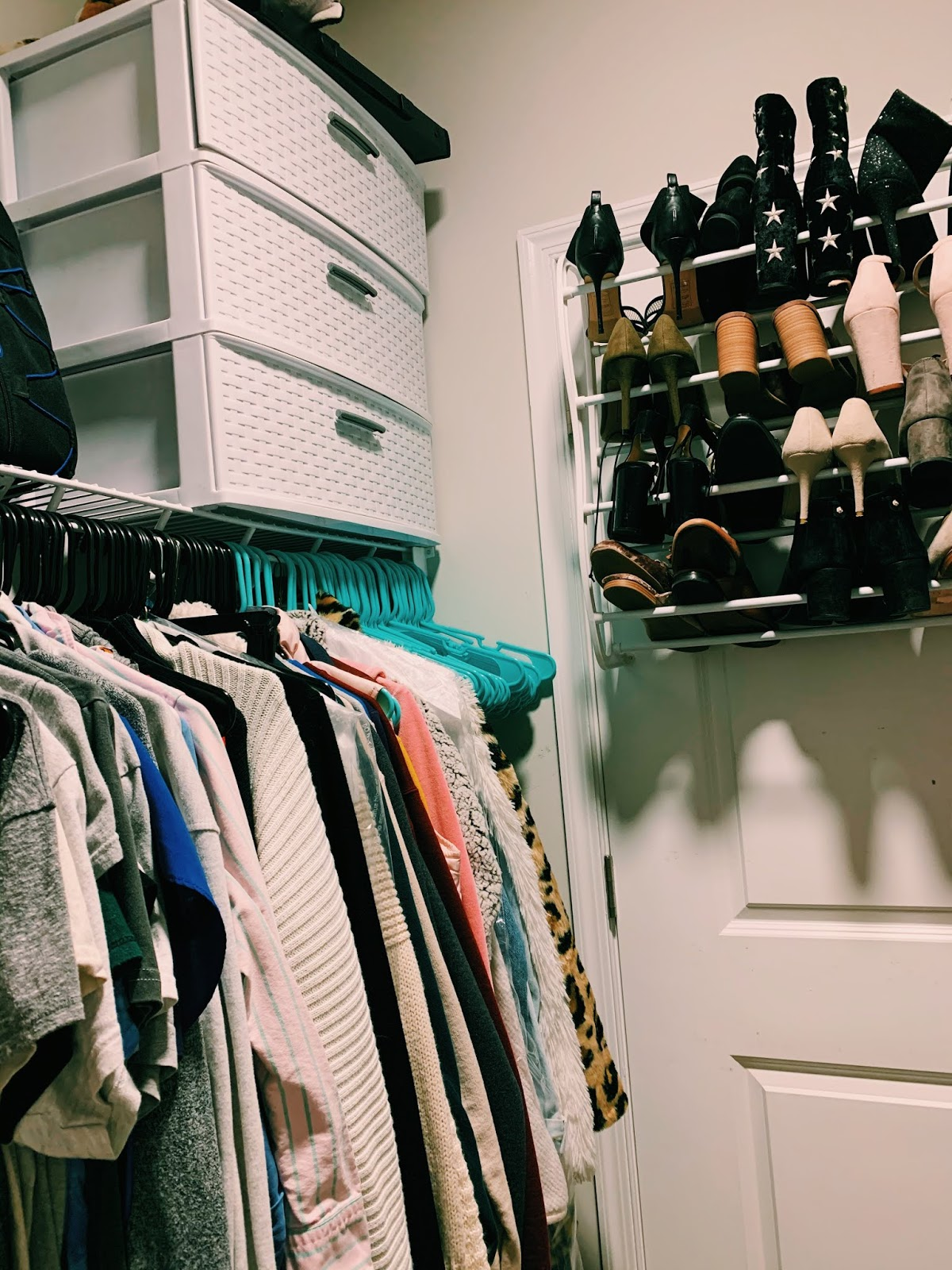 Closet Clean-Out!