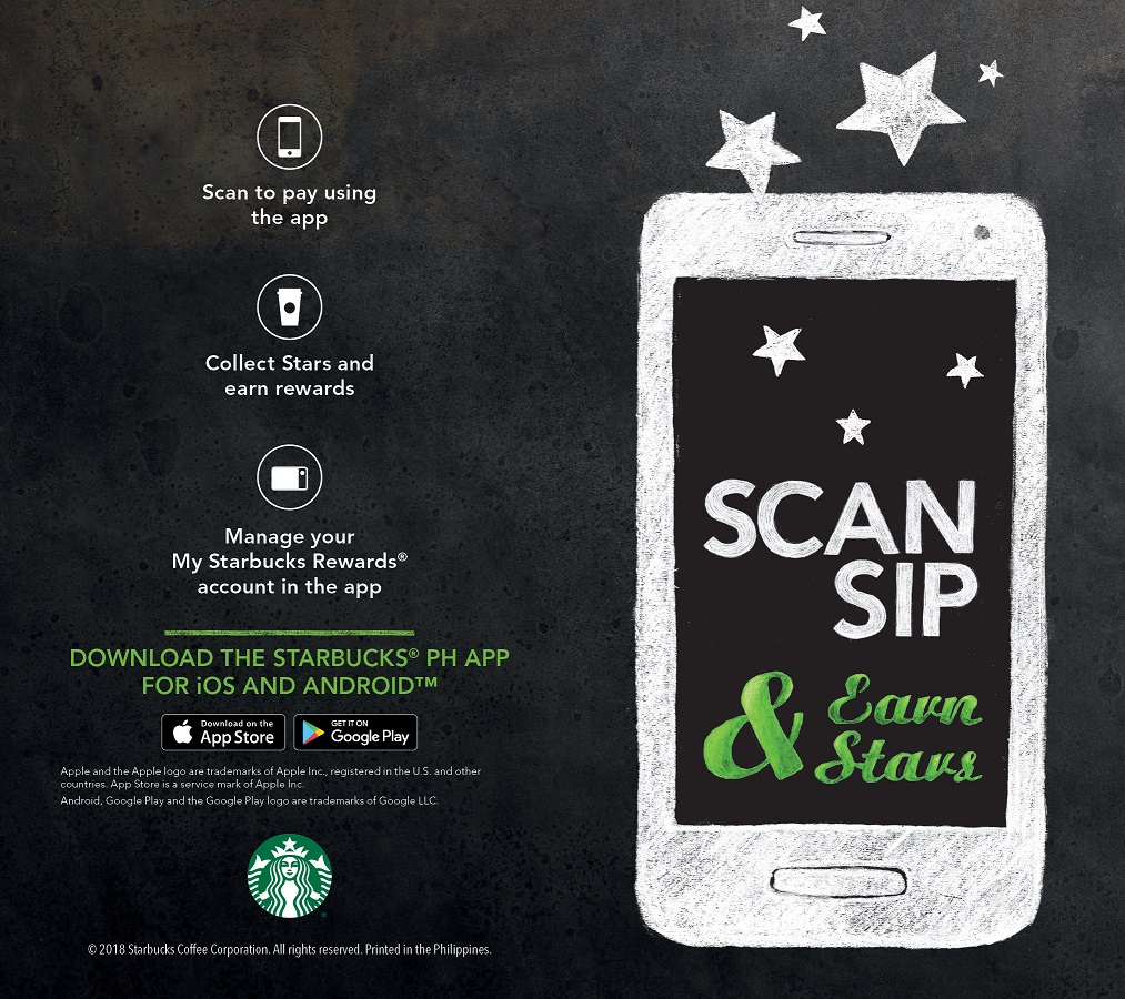 download the starbucks ph app for access to a wider range of