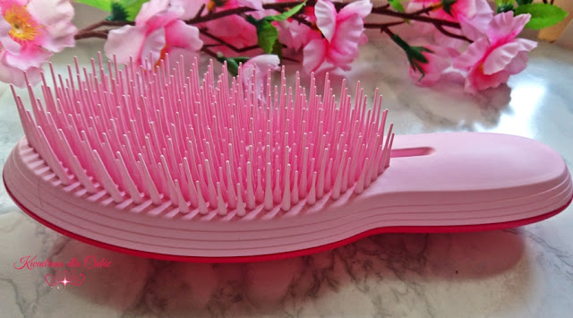 szczotka do włosów, Tangle Teezer The Ultimate pink