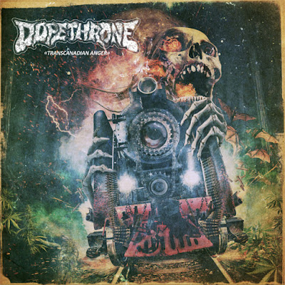 Dopethrone's 2018 album, Transcanadian Anger. Seriously though, Vince - you're a miserable sod, even by doom metal standards.