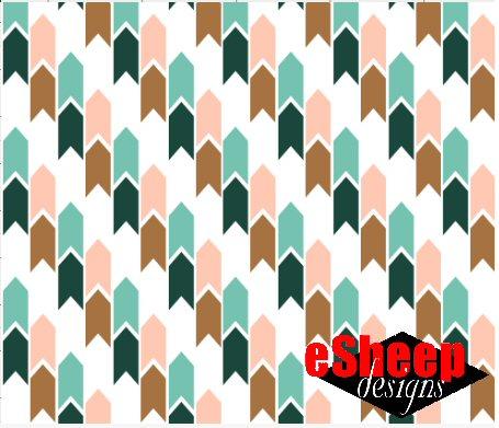 """Arrow Up"" surface design by eSheep Designs"