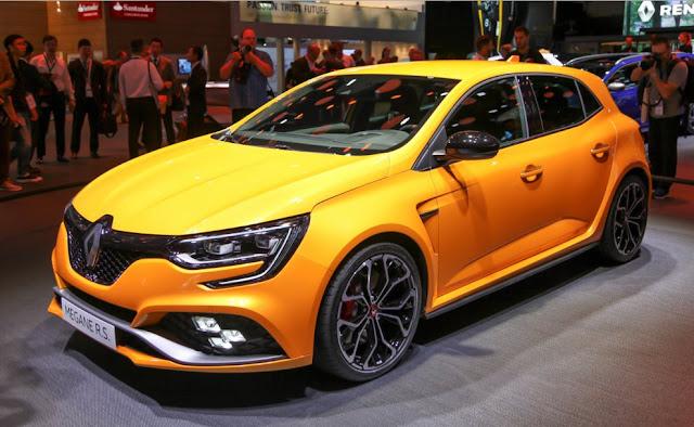 Daftar Lengkap Biaya Pajak Renault Megane Semua Tahun
