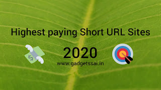 Earn money from shorten urks