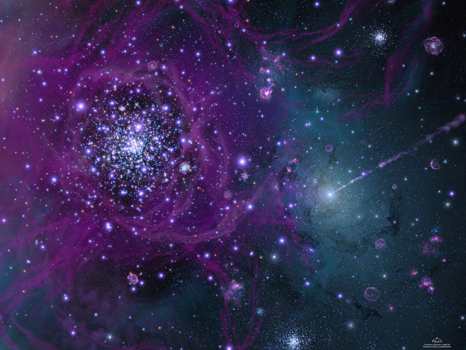 Fondos de Pantalla | Wallpapers: Fondo wallpaper via lactea