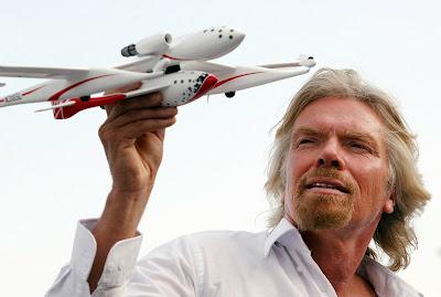 Миллиардер и основатель Virgin Group Ричард Брэнсон