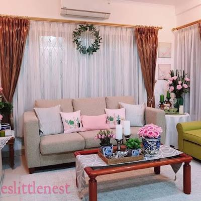gambar interior furniture ruang tamu
