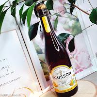 Ecusson : Cidre Douc Fruité Bio