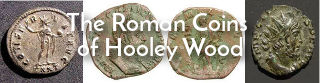 Link to story of Roman coins found in Heywood, Lancashire