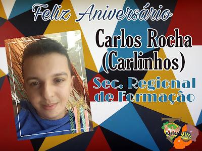 Aniversário do Carlinhos!!!