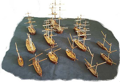 Napoleonic ships