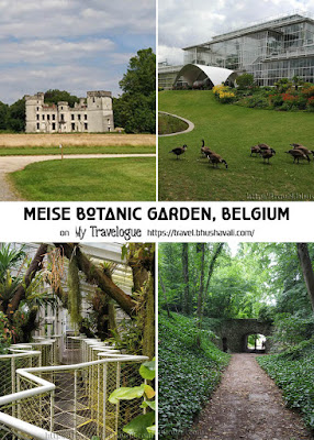 Meise Botanic Garden Flemish Brabant Pinterest